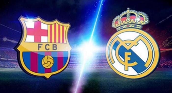 Laguppställningar Barcelona - Real Madrid 3 december 2016